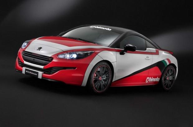 Peugeot RCZ R Bimota, una edición especial con 304 HP de potencia