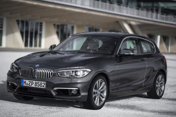 BMW Serie 1 2015, Con Cambios en el Exterior