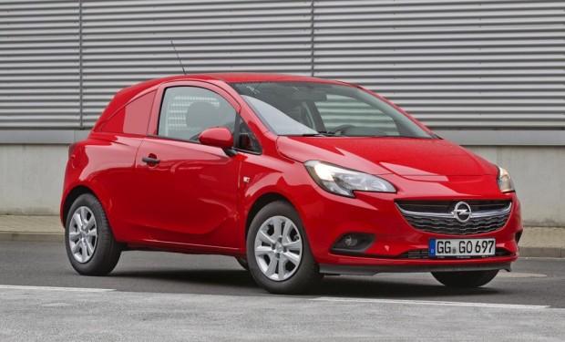 Nuevo Opel CorsaVan