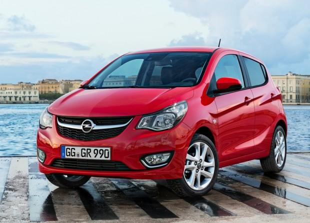 Opel Karl,el reemplazante del Chevrolet Spark
