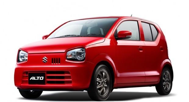Suzuki Alto Kei Car Para El Mercado Japonés