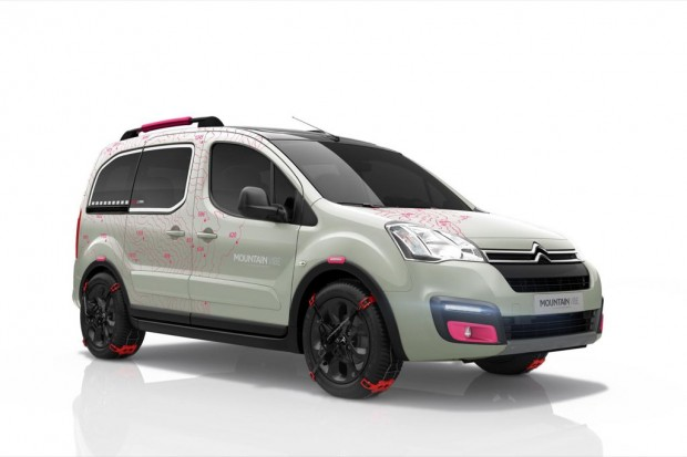 Citroen Berlingo Mountain Vibe
