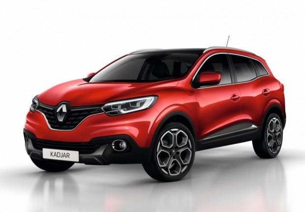 Nuevo Renault Kadjar