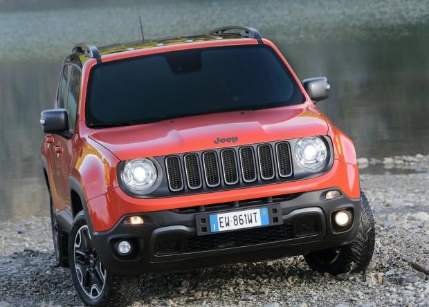 El Jeep Renegade se presentó oficialmente en Brasil