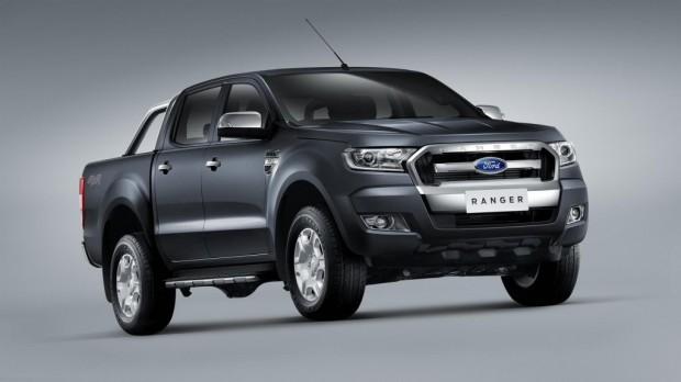 La nueva Ford Ranger 2015 se presentó oficialmente en Tailandia