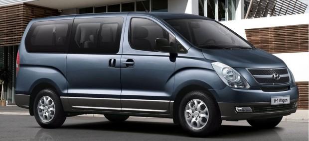Hyundai lanza la van multipropósito H1 en versión naftera