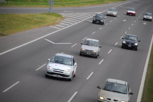 En Argentina no se respeta la distancia de seguimiento