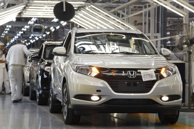 Honda HR-V, inició de producción en Argentina