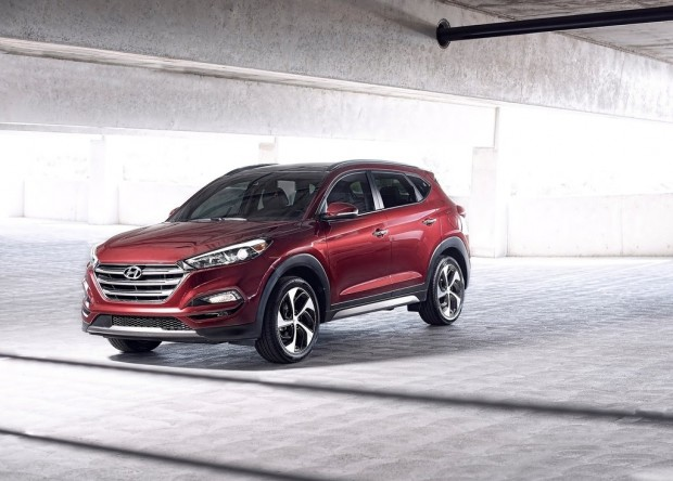 El nuevo Hyundai Tucson se presentó en el Salón de New York