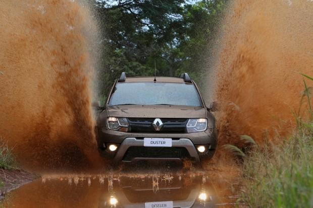 El nuevo Renault Duster 2016 se presento en Brasil
