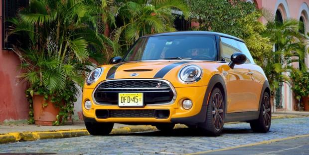 Mini Cooper 2015, lanzamiento oficial
