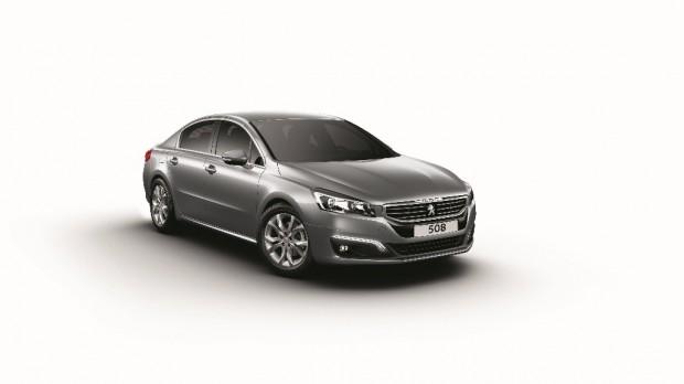 El nuevo Peugeot 508 presenta la nueva identidad estilística de la marca del León