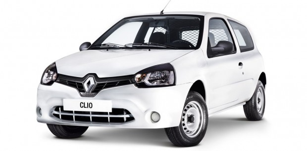 Nuevo Renault Clio Work