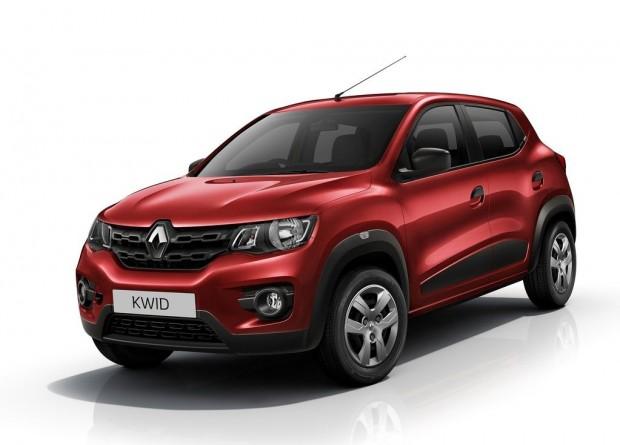 Nuevo Renault Kwid, el reemplazo del Clio