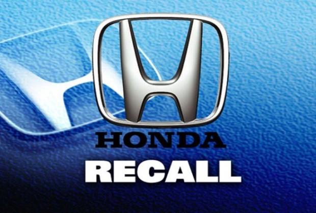 Honda llamado a revisión preventivo a nivel global