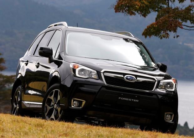 El Subaru Forester 2015 suma mayor equipamiento