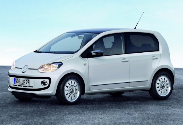 Excelente primer año para el Volkswagen UP